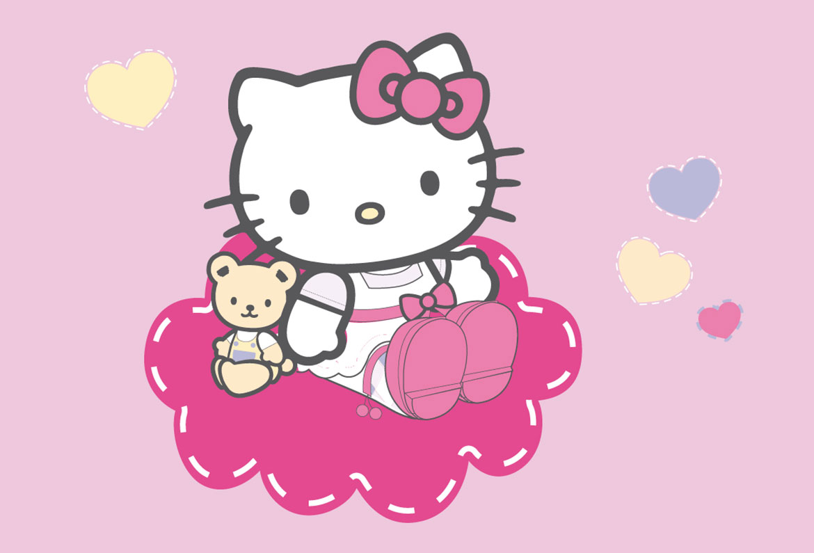 Hello Kitty asortiman - Anbinni