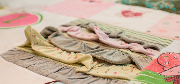 Napravite jastučnicu ili prekrivač