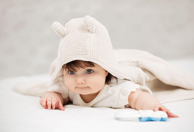 Je li bebi hladno?
