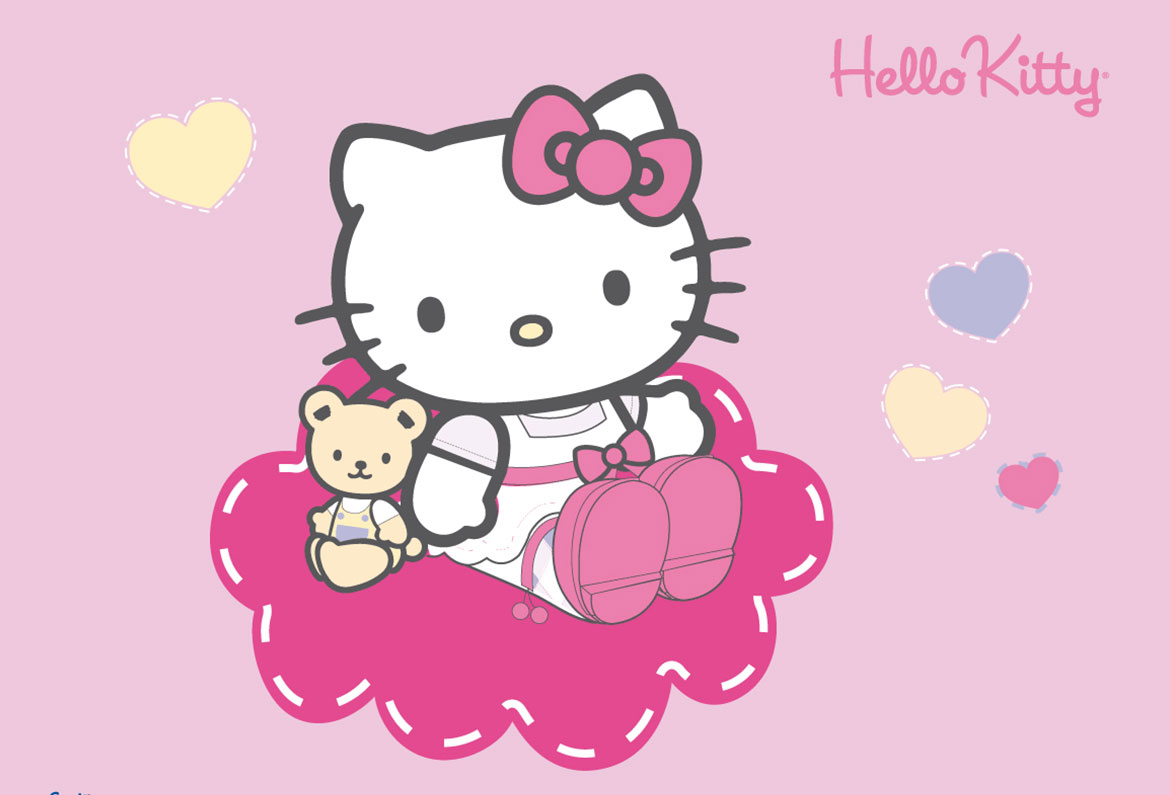 Hello Kitty - Anbinni